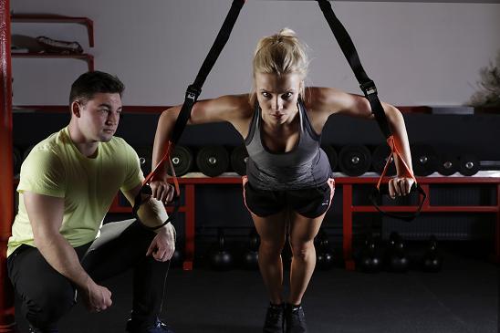 Aν επιλέξετε έναν καλό γυμναστή μπορείτε να δείτε πολύ γρήγορα διαφορά στο σώμα σας