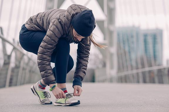 Τα πολλά ρούχα ενώ τρέχετε, δε θα σας βοηθήσουν στην κίνηση.