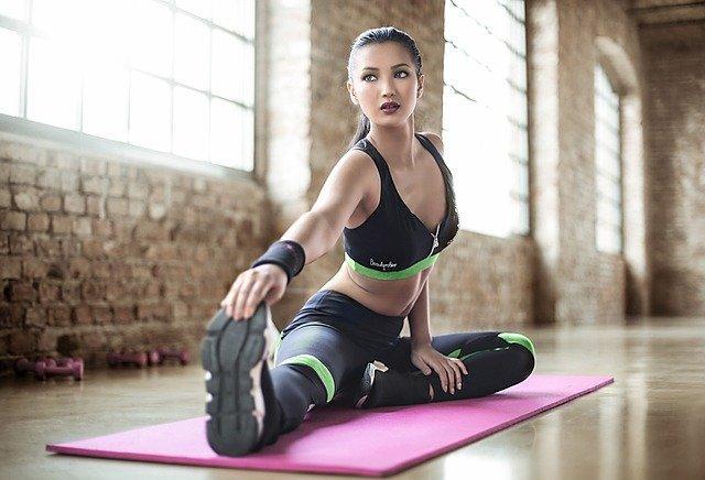 Η καλή στάση σώματος δεν έχει να κάνει μόνο με μια ίσια πλάτη και ώμους την ώρα της γυμναστικής.