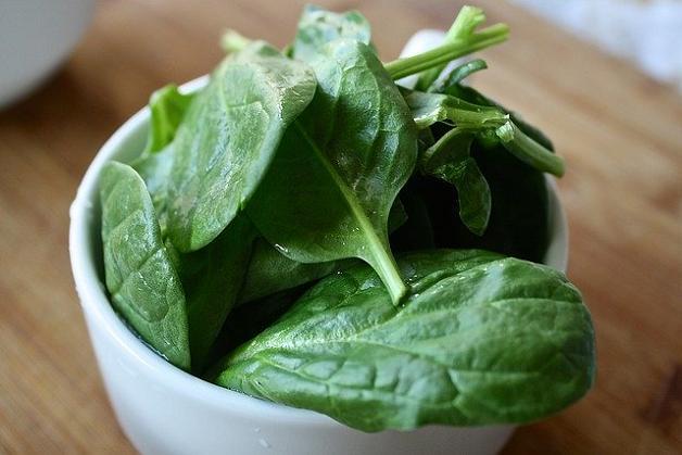 Το σπανάκι είναι μια από τις πιο γνωστές πηγές σιδήρου.