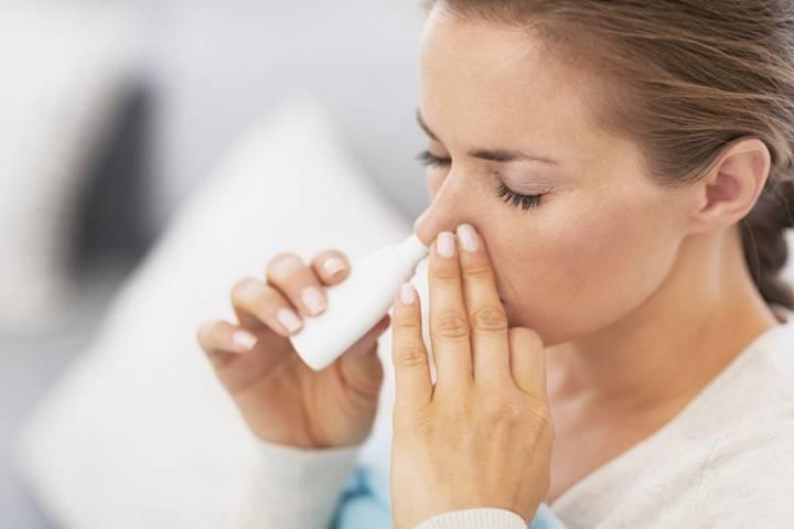 Σε περίπτωση σοβαρής ρινικής συμφόρησης (μπούκωμα) μπορούμε να προτείνουμε εισπνοές 1-3 φορές τη μέρα.