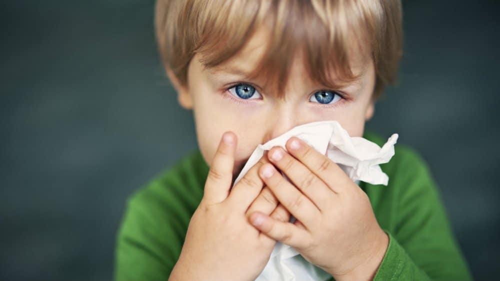 Οι Συχνές Παιδικές Ασθένειες 2