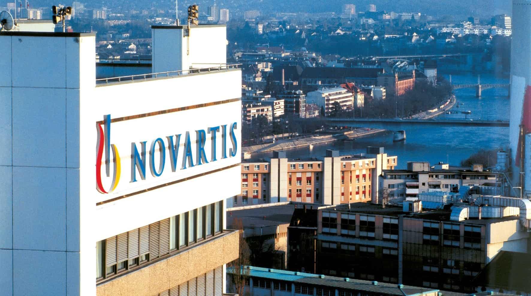 Το Σκάνδαλο Novartis