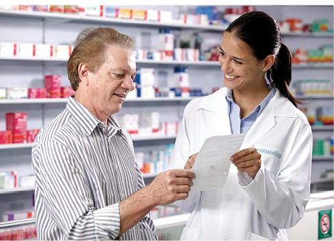 Η Επικοινωνία με τον Φαρμακοποιό σας