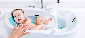 Το Καθημερινό Μπάνιο του Μωρού