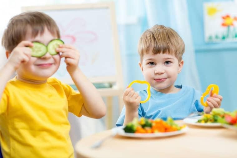 Διατροφικές Συμβουλές για Παιδιά που Αθλούνται