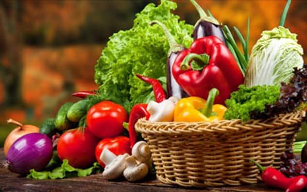 Μικρότερος ο Κίνδυνος Μερικών Καρκίνων για Όσους Τρώνε Βιολογικά Προϊόντα