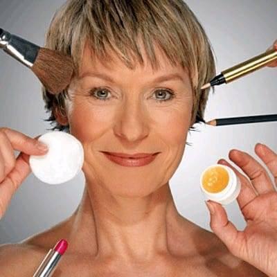 Χρησιμοποιείστε Σωστά τα Προϊόντα Ομορφιάς μετά τα 40