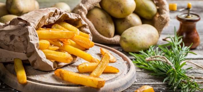 Τηγανητές Πατάτες και Καρκίνος