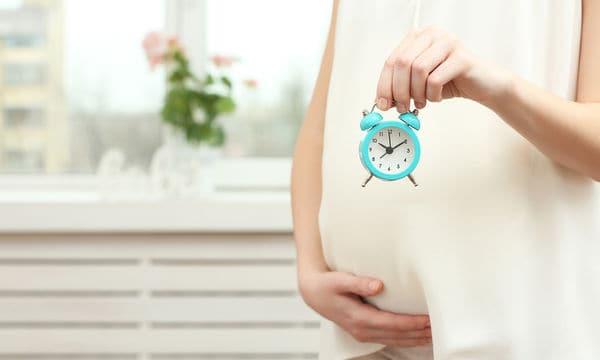 Εγκυμοσύνη μετά τα 35