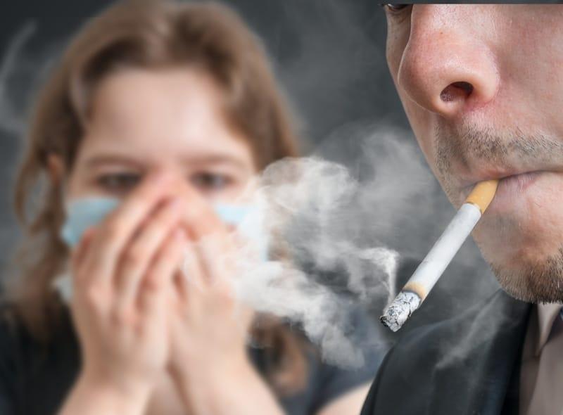 Παθητικό Κάπνισμα Αιτία Θνησιμότητας 1