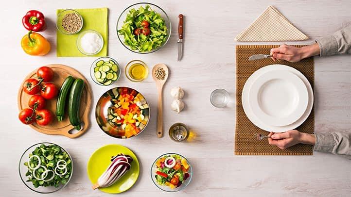 1 Η υγιεινή διατροφή διατηρεί μακρύτερα τα τελομερή