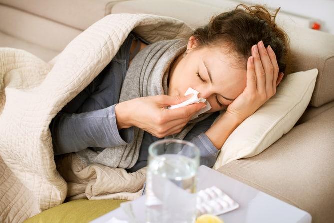 Συμβουλές για τη Γρίπη και το Κρυολόγημα