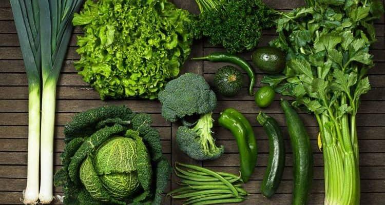 1 Τα πράσινα λαχανικά μπορούν να μειώσουν τον κίνδυνο ηπατικής στεάτωσης