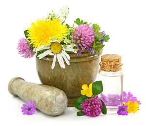 Mερικά Bότανα για τα Συμπτώματα της Εμμηνόπαυσης