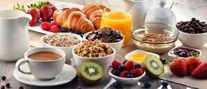 Το πρωινό σας δίνει την ευκαιρία να πάρετε αρκετές βιταμίνες, μέταλλα, ιχνοστοιχεία και θρεπτικά συστατικά απαραίτητα για την υγεία.
