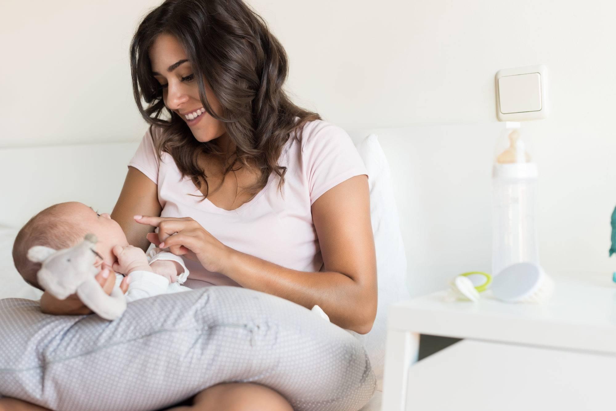 Ο μητρικός θηλασμός είναι μια φυσική διαδικασία.