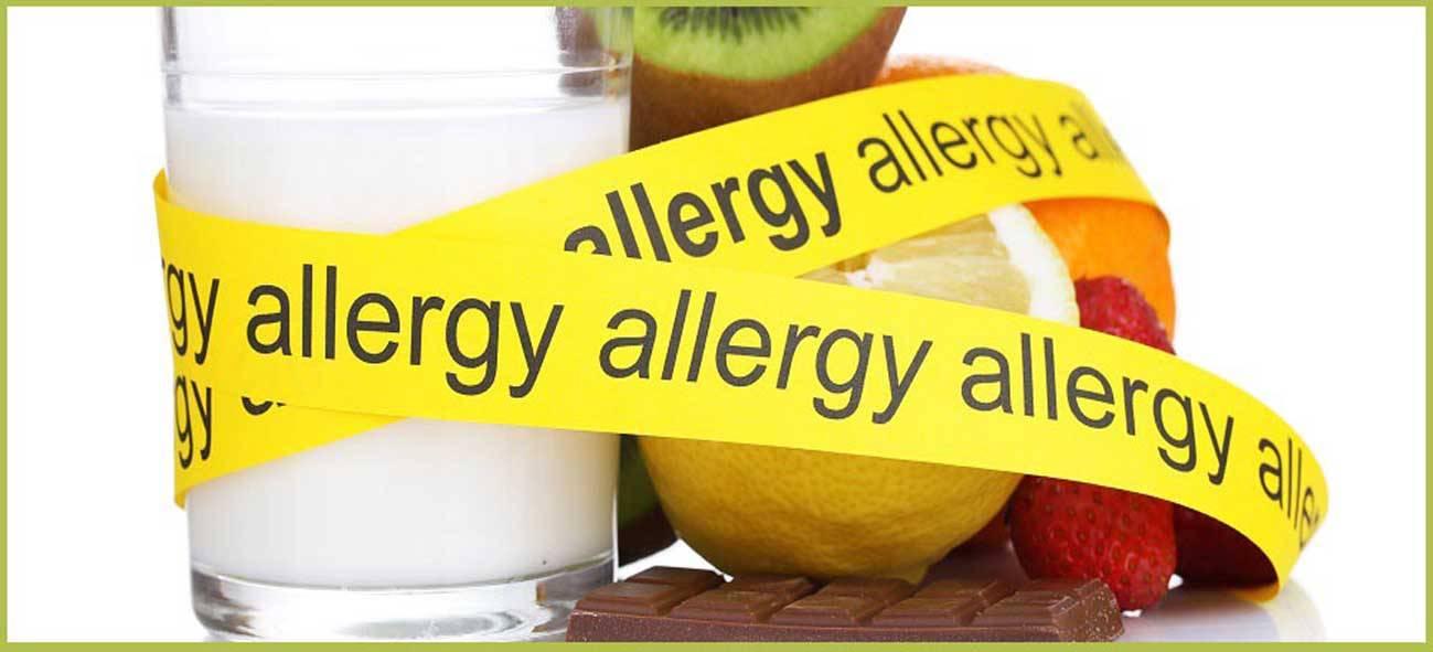 Τα Σημάδια της Τροφικής Αλλεργίας