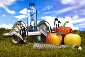 Διατροφή και Σπορ για να Παραμείνετε σε Φόρμα