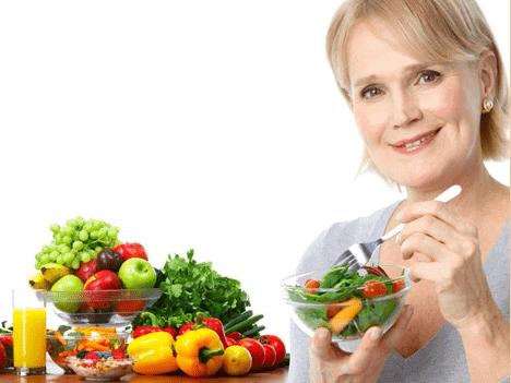 Απαραίτητες είναι οι φυτικές ίνες στη διατροφή σας, όπως τα προϊόντα ολικής αλέσεως, τα φρούτα και τα λαχανικά.