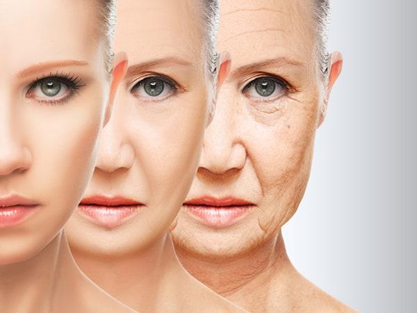 Η εμμηνόπαυση επιταχύνει τη γήρανση