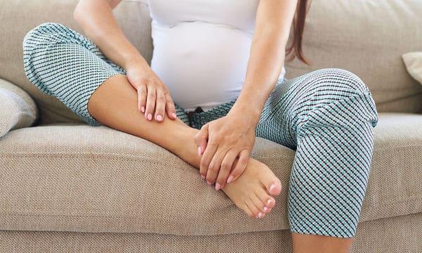 Τα Πρησμένα Πόδια στη Διάρκεια της Εγκυμοσύνης