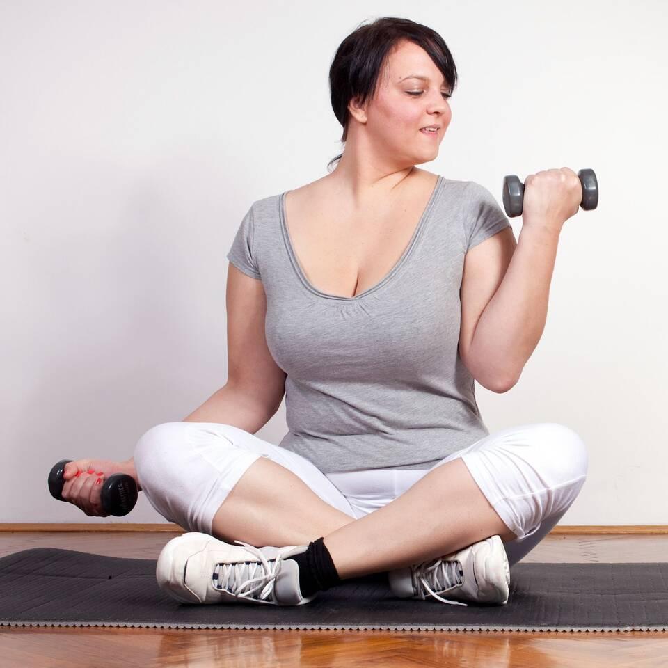 Παχυσαρκία: Καταπολέμηση με Άσκηση