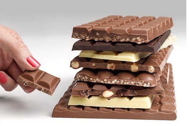 Είδη Σοκολάτας