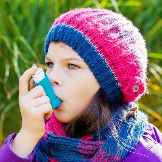 Το άσθμα έχει μια γενετική συνιστώσα.