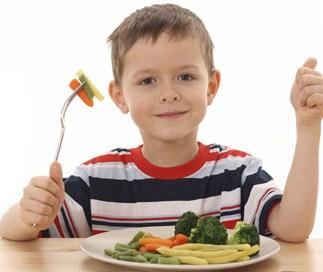 Μικροδιατροφή και Παιδιά