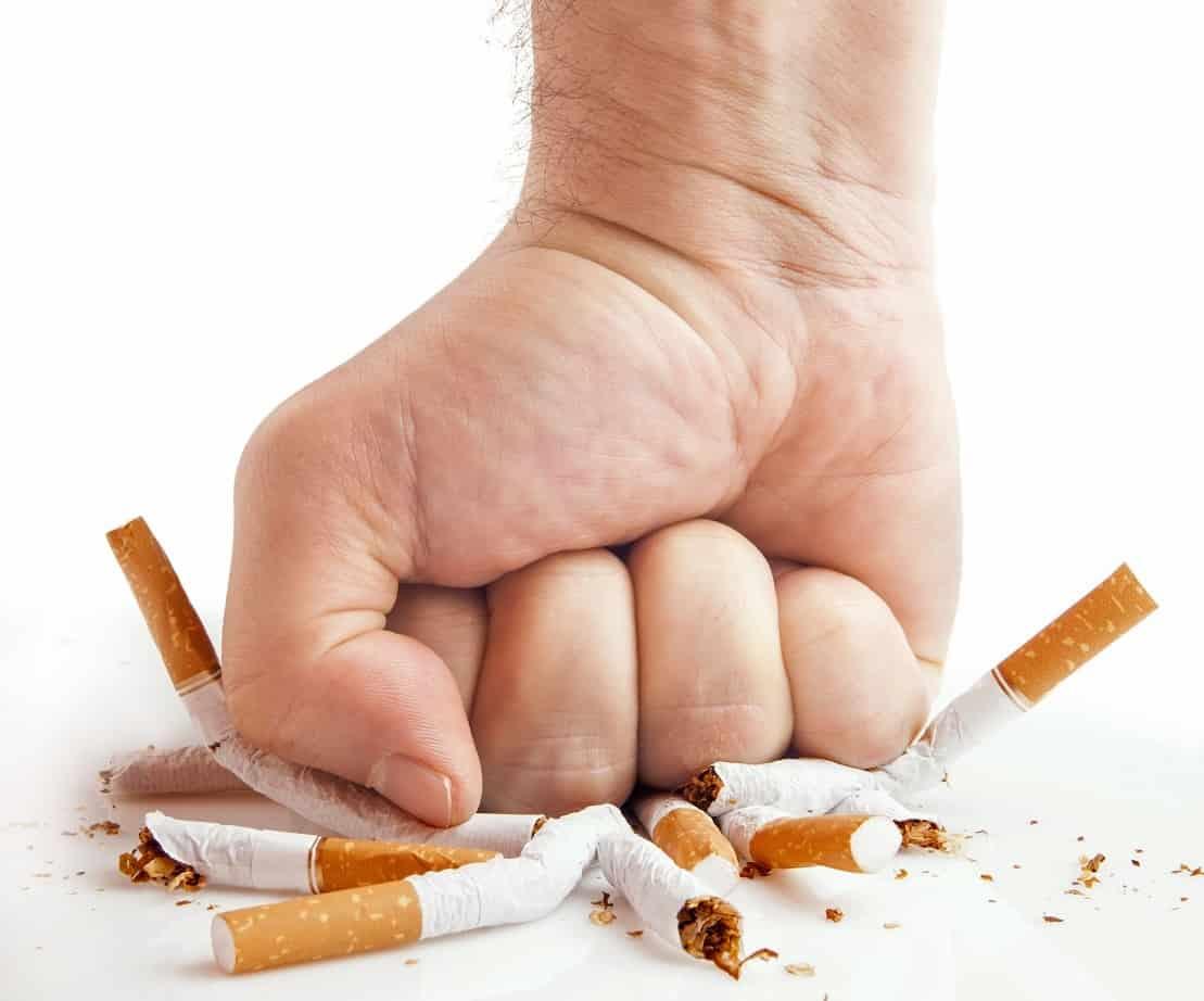 Φέτος, θα Κόψω το κάπνισμα!