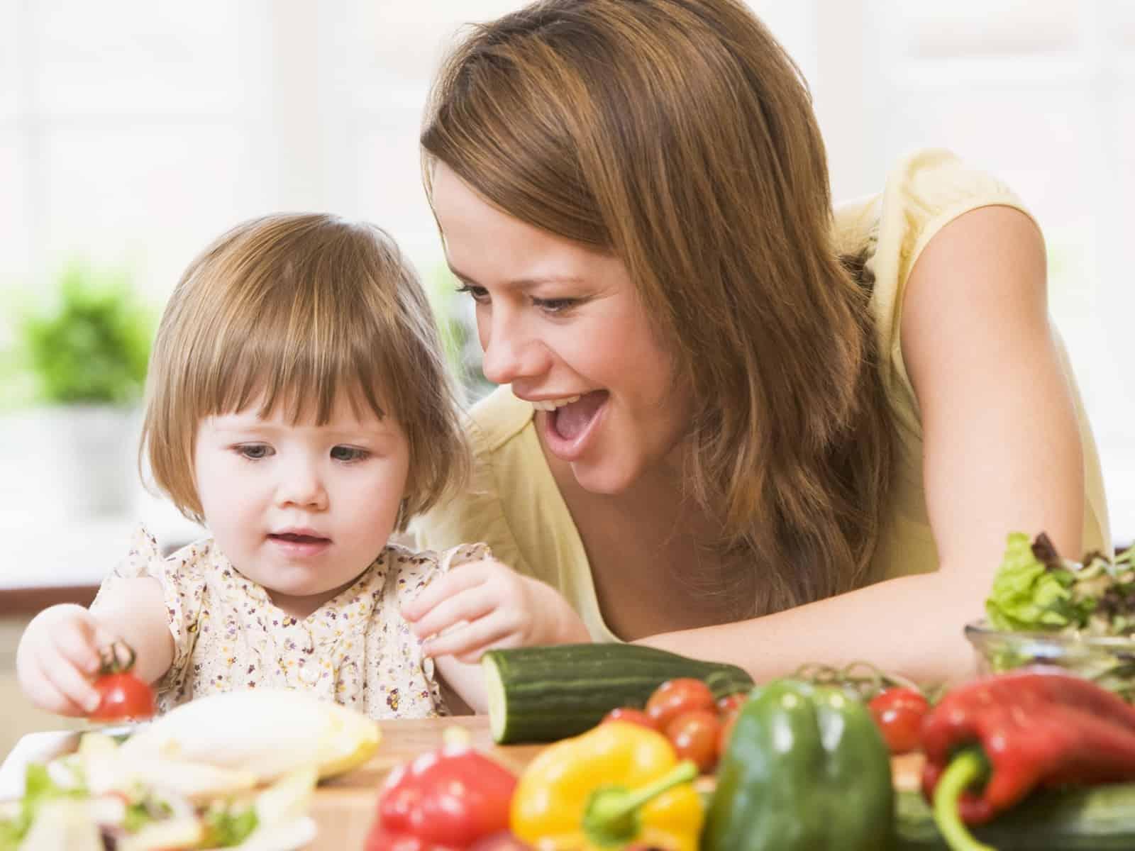 Λάθη στη Διατροφή του Παιδιού - Μέρος Δεύτερο