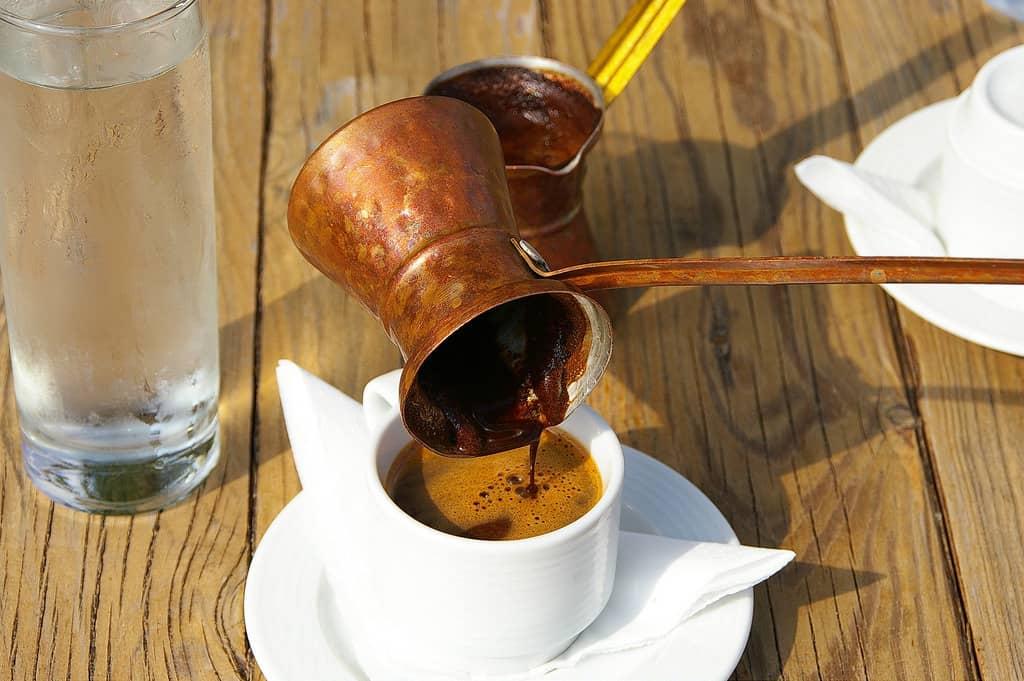 Όλα τα Μυστικά του Ελληνικού Καφέ