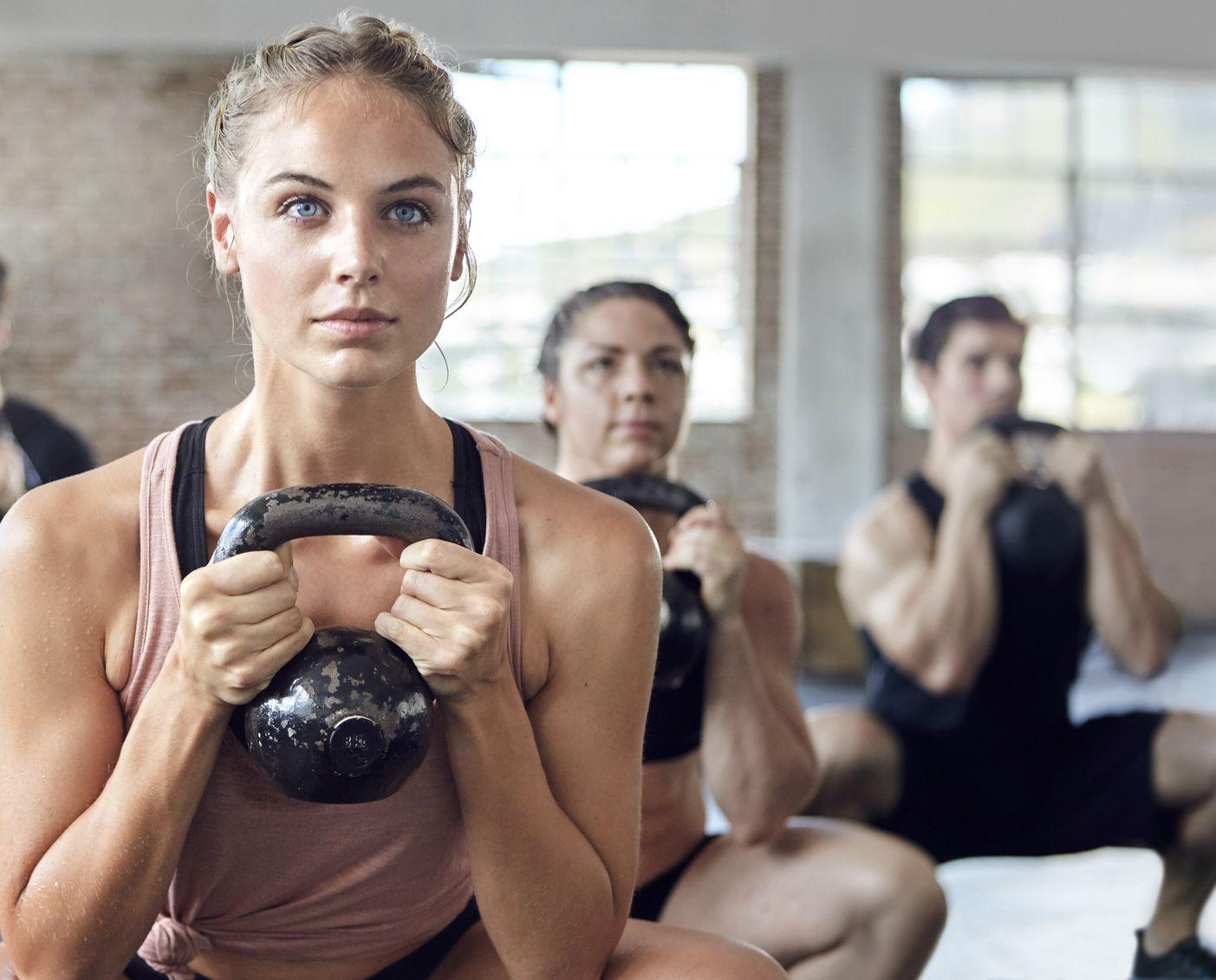Αποκτήστε Υγεία και Ευεξία με τη Γυμναστική