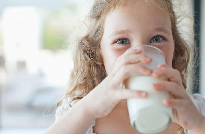 Διατροφή των Παιδιών και Γάλα