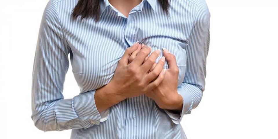 Πότε Πρέπει να σας Ανησυχεί ο Πόνος στο Στήθος