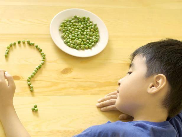 Τι Πρέπει να Περιλαμβάνει η Παιδική Διατροφή