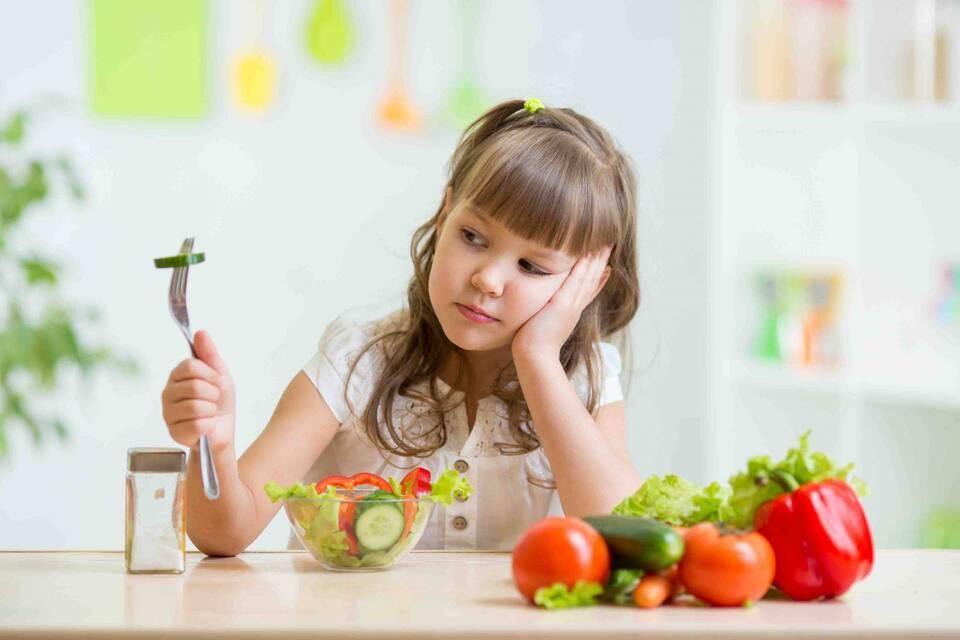 Λάθη στη Διατροφή του Παιδιού - Μέρος Πρώτο