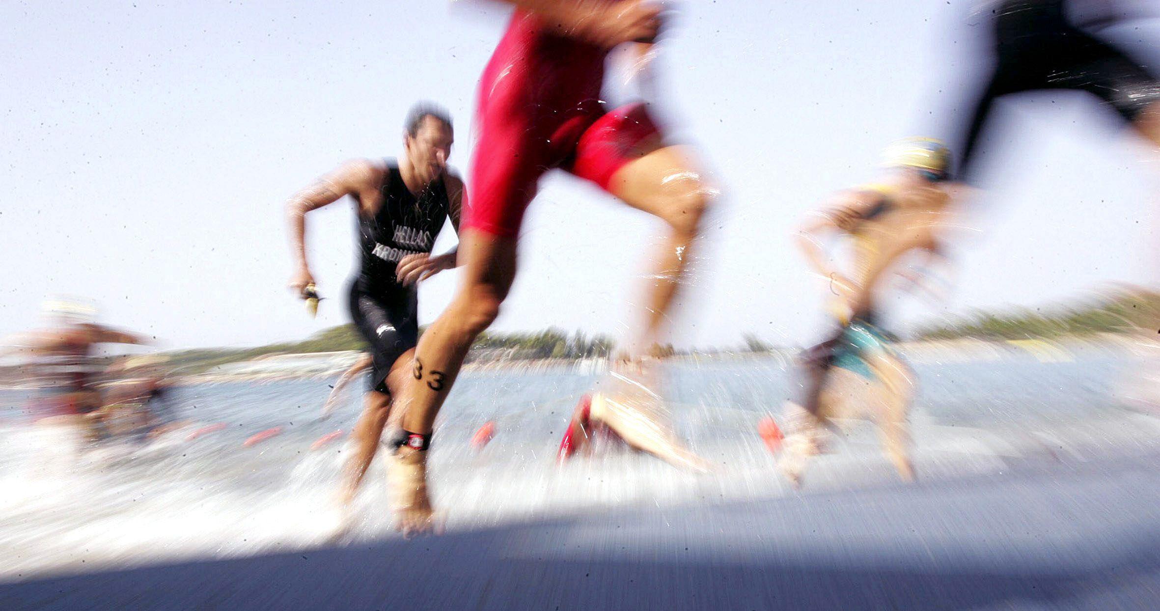 Olympic Triathlon και Sprint Triathlon