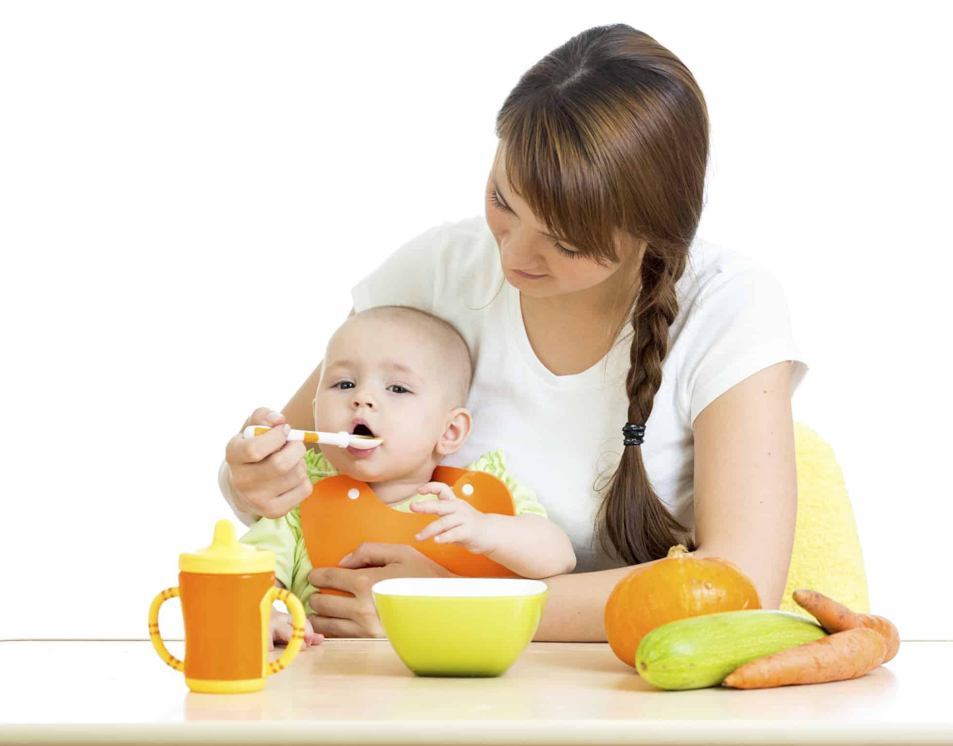 Προβλήματα και Αλλεργίες στη Βρεφική Διατροφή 2