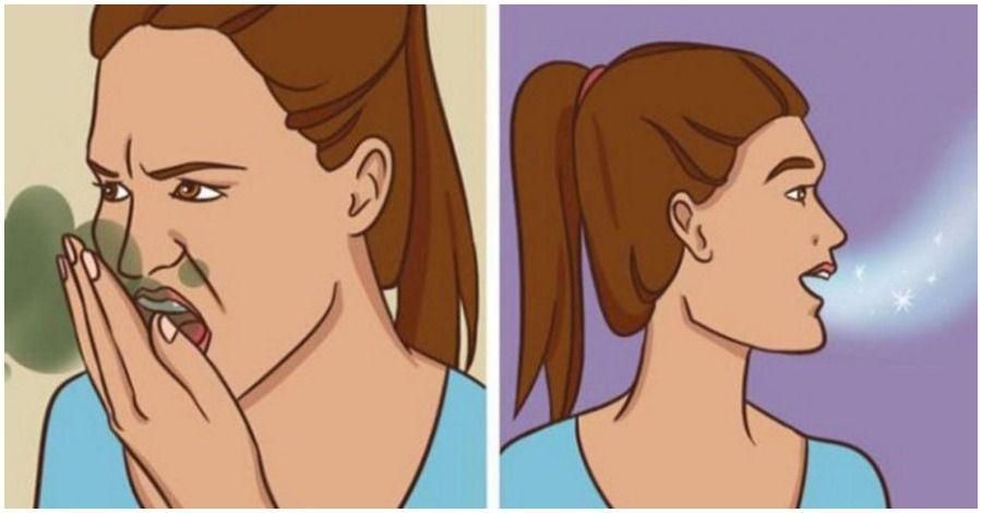 Να χρησιμοποιείτε ένα αντισηπτικό στοματικό διάλυμα μετά από κάθε βούρτσισμα, το οποίο θα μειώσει τον αριθμό των μικροβίων, θα δυναμώσει τους ιστούς των δοντιών και θα προσφέρει μια αίσθηση φρεσκάδας.