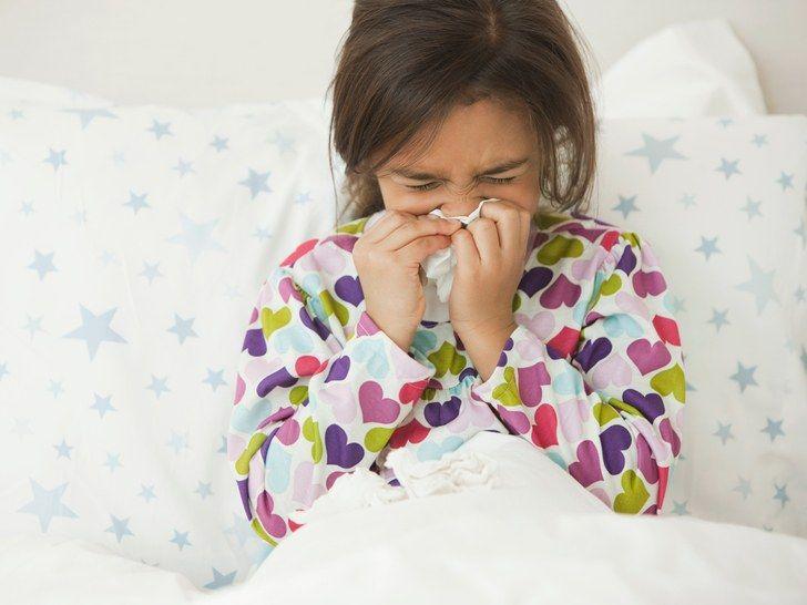 Τα Παιδιά και η Ιγμορίτιδα