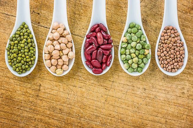 Τρόφιμα Πλούσια σε Φυτικές Ίνες