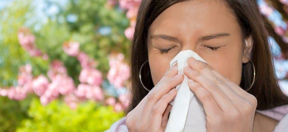 Η αλλεργική ρινίτιδα αφορά στο 25% του γενικού πληθυσμού.