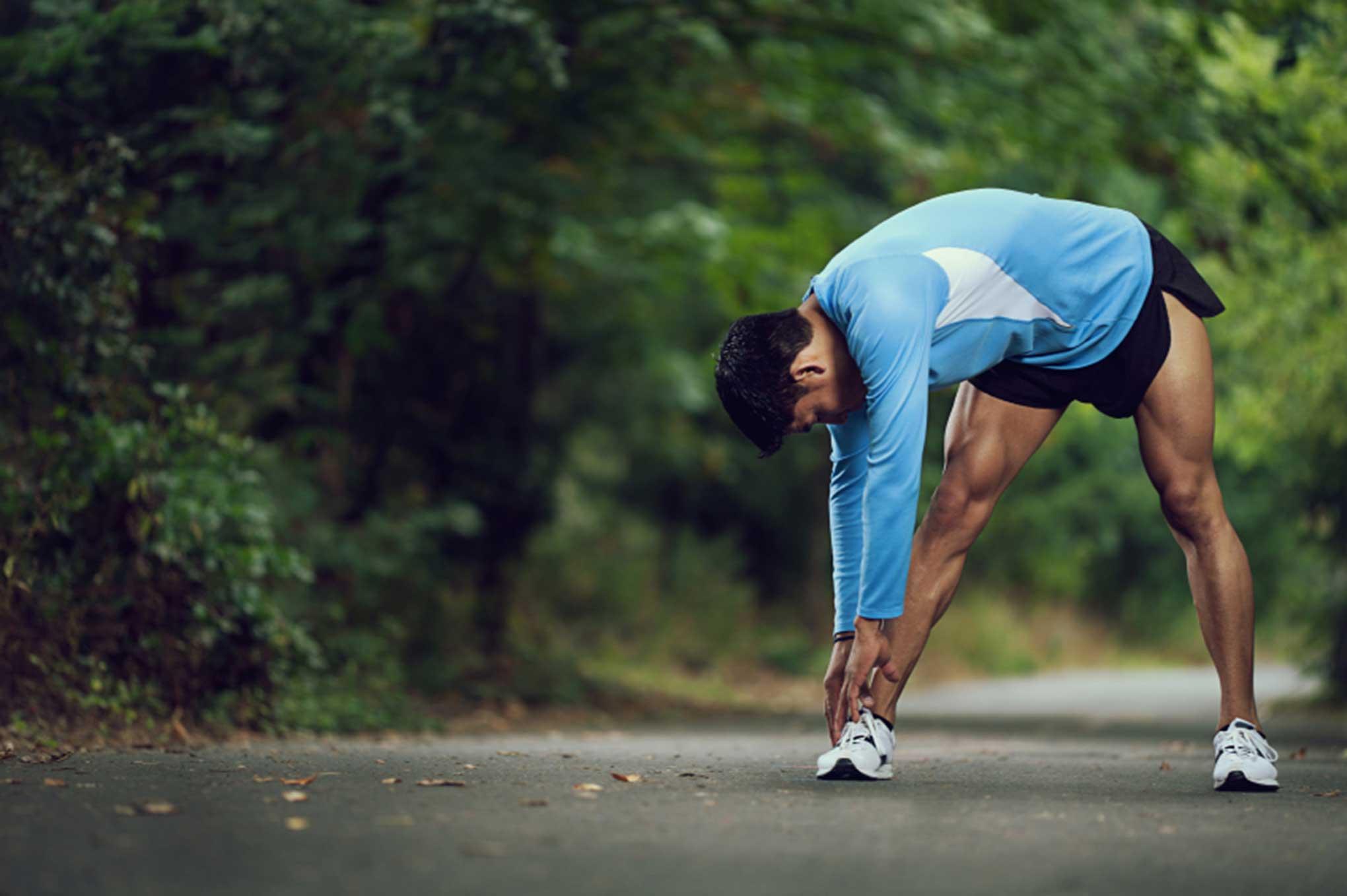 Η σταδιακή και κατάλληλη προθέρμανση είναι απαραίτητη για την πρόληψη πολλών τραυματισμών στον αθλητισμό.