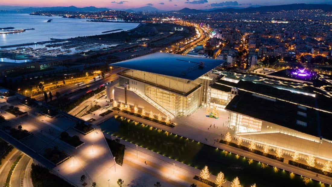 Το Κέντρο Πολιτισμού Ίδρυμα Σταύρος Νιάρχος σας προσκαλεί σε μια συζήτηση τηνΠέμπτη, 6 Φεβρουαρίου 2020 και ώρα 18:00, στην Εθνική Βιβλιοθήκη της Ελλάδος.