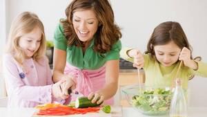 Η Διατροφική Εκπαίδευση των Παιδιών