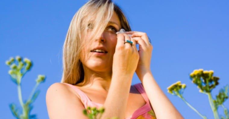 Οι Αλλεργίες στα Μάτια