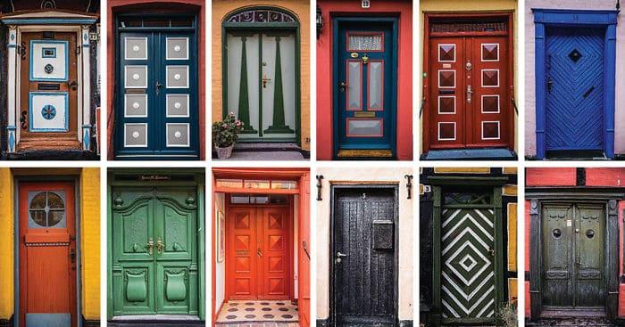 Μην σας φαίνεται περίεργο λοιπόν, το γεγονός ότι τα πόμολα στις πόρτες είναι από τα πιο μολυσμένα στοιχεία του σπιτιού.