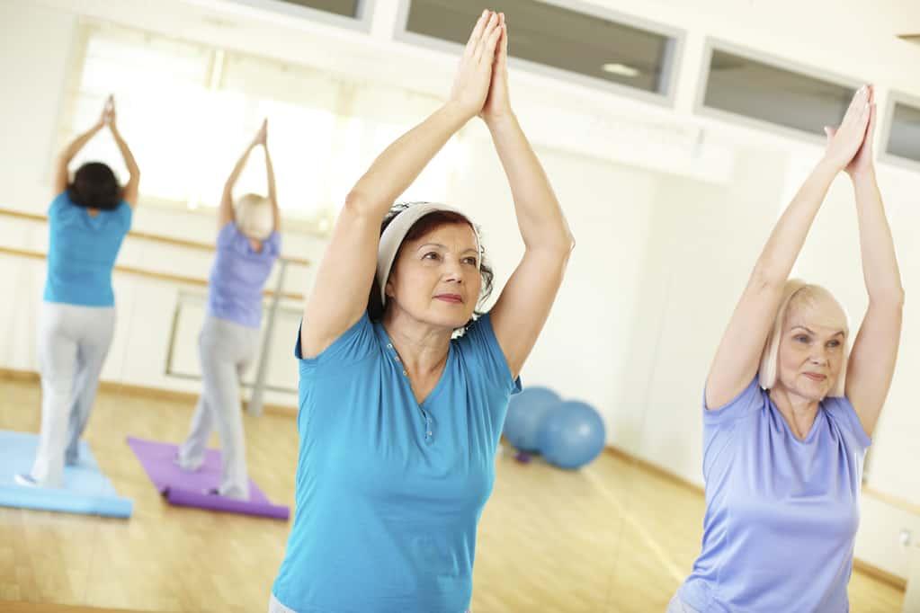 η έλλειψη γυμναστικής μειώνει τα επίπεδα του οξυγόνου που μπορεί να αξιοποιήσει ο οργανισμός μας